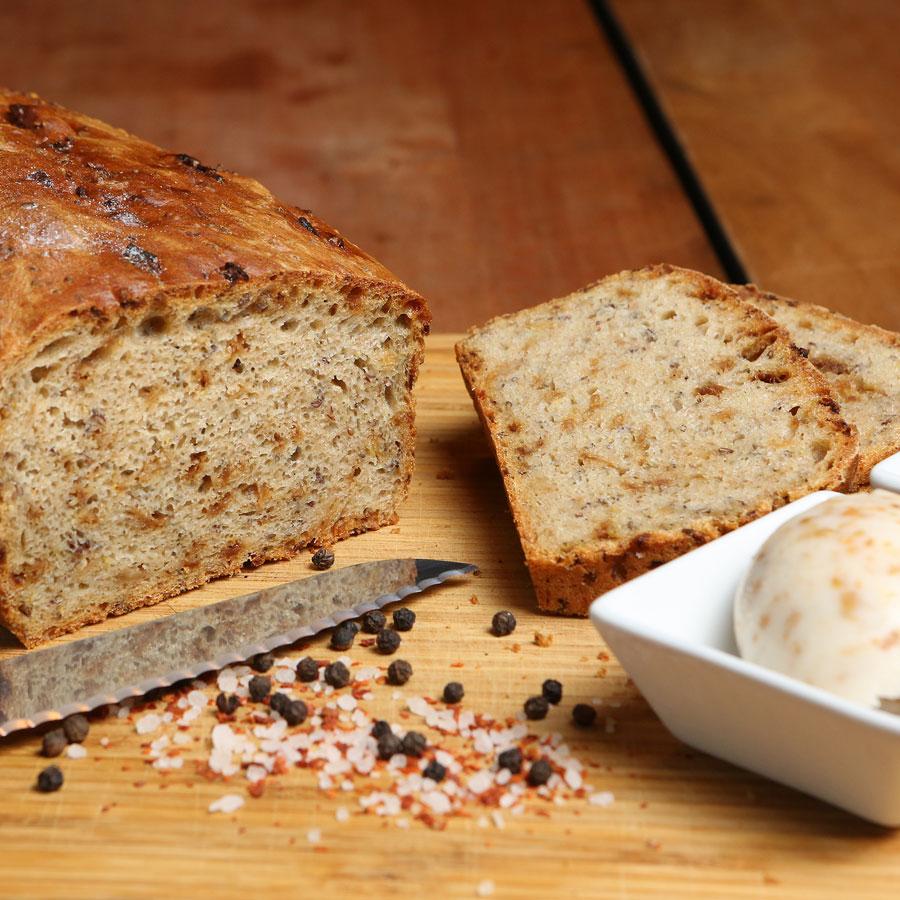 Speis & Trank, Spezialitäten, Selbstgebackenes Brot