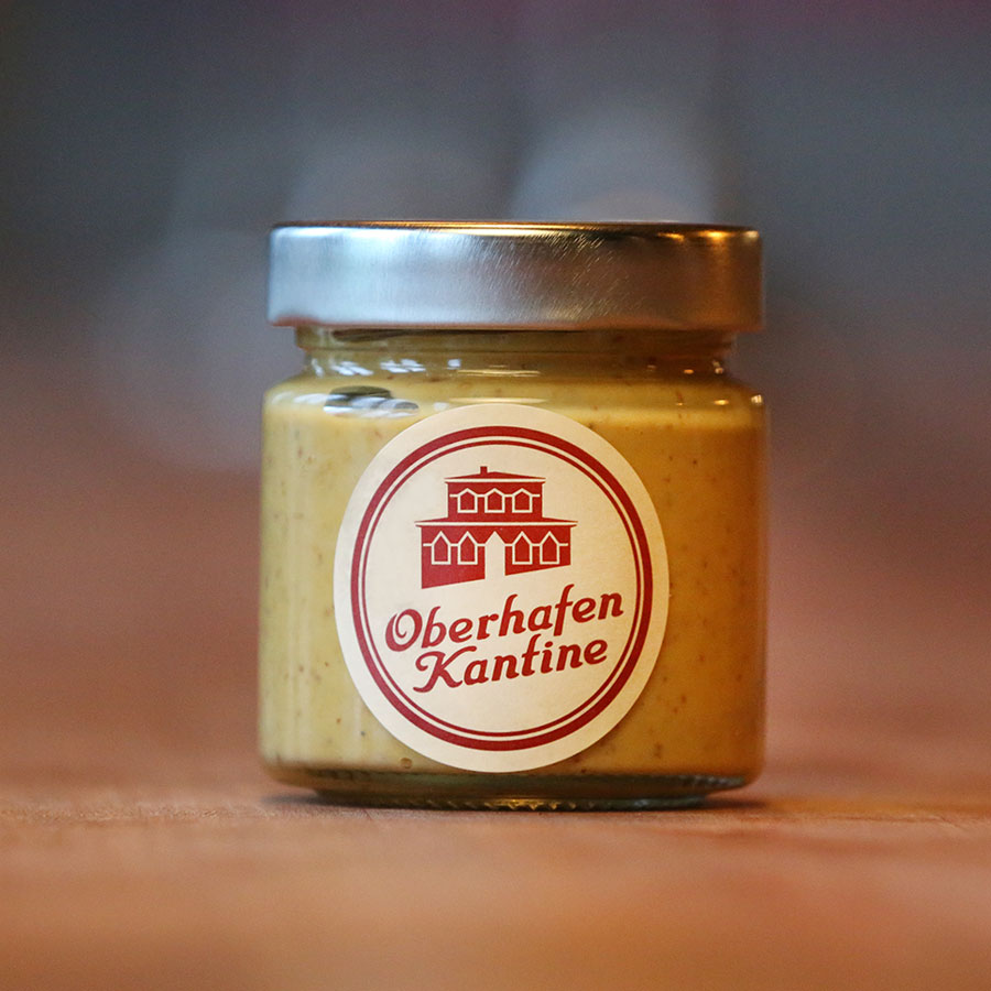 Oberhafen-Kantinen-Senf